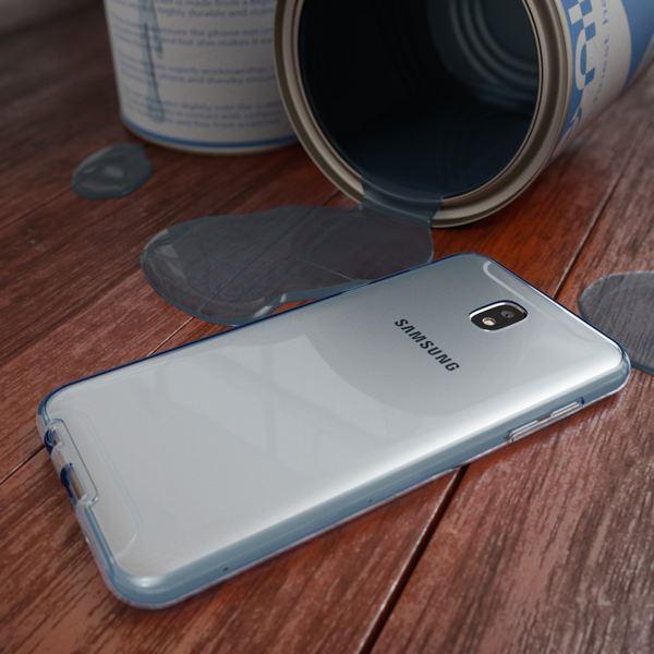 NALIA 360 Grad Hülle kompatibel mit Samsung Galaxy J7 2017 (EU-Modell), Full Cover Vorne & Hinten Doppel-Schutz Handyhülle, Dünnes Ganzkörper Silikon Case mit Display-Schutzhülle – Bild 19