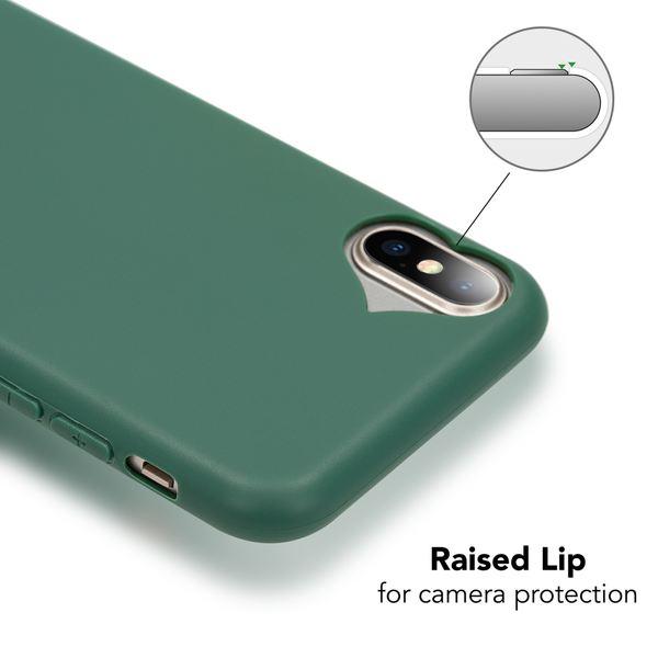 NALIA Hülle für iPhone X XS, Ultra-Slim TPU Silikon Jelly Case, Dünnes Cover Gummi Schutzhülle Skin, Etui Handy-Tasche Backcover Bumper für Apple i-Phone XS X Smartphone – Bild 21