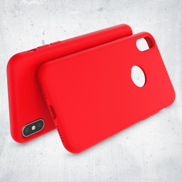 NALIA Liquid Silikon Hülle kompatibel mit iPhone X, Ultra-Slim Handyhülle Hard-Case mit Silk Touch & Microfaser, Dünnes Cover Schutzhülle Skin, Etui Handy-Tasche Backcover Bumper – Bild 13
