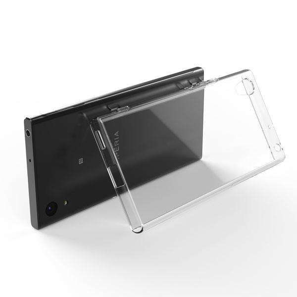 NALIA Handyhülle für Sony Xperia XA1, Soft Slim TPU Silikon Case Cover Crystal Clear Schutz-hülle Dünn Durchsichtig, Back Etui Handy-Tasche Transparent, Phone Bumper für Sony Xperia-XA1 – Bild 6