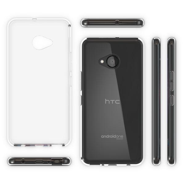 NALIA Handyhülle kompatibel mit HTC U11 Life, Ultra-Slim TPU Silikon Case Cover Crystal Clear Schutzhülle Dünn Durchsichtig, Etui Hülle Handy-Tasche Backcover Transparent, Smartphone Bumper – Bild 3