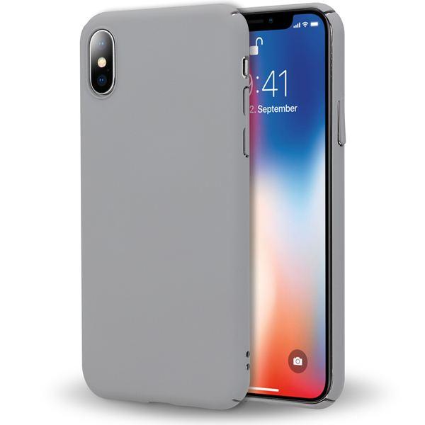 NALIA Handyhülle kompatibel mit iPhone X XS, Dünnes Hardcase Schutzhülle Case Matt, Slim Cover Etui leichte Handy-Tasche Ultra-Slime Hülle Backcover Skin Smartphone Bumper – Bild 7