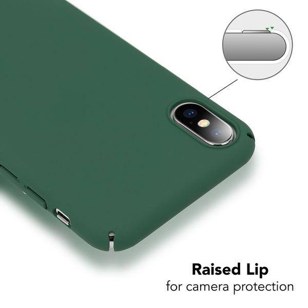 NALIA Handyhülle kompatibel mit iPhone X XS, Dünnes Hardcase Schutzhülle Case Matt, Slim Cover Etui leichte Handy-Tasche Ultra-Slime Hülle Backcover Skin Smartphone Bumper – Bild 13