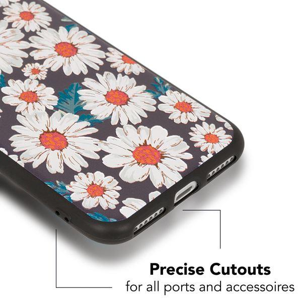 NALIA Handyhülle kompatibel mit iPhone 8 / 7, Thin TPU Silikon Motiv Case Cover Gummi Schutzhülle Dünn, Ultra-Slim Etui Handy-Tasche Backcover Phone Bumper – Bild 7