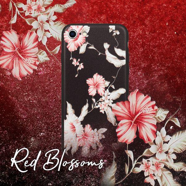 NALIA Handyhülle kompatibel mit iPhone 8 / 7, Thin TPU Silikon Motiv Case Cover Gummi Schutzhülle Dünn, Ultra-Slim Etui Handy-Tasche Backcover Phone Bumper – Bild 12