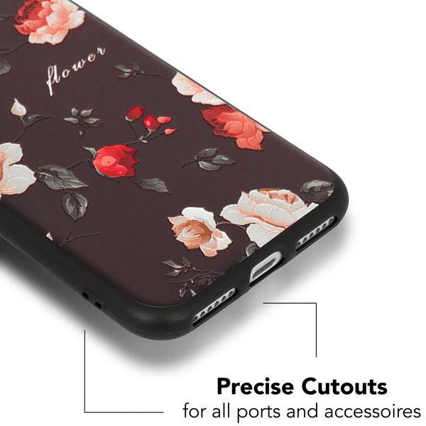 NALIA Handyhülle kompatibel mit iPhone 8 / 7, Thin TPU Silikon Motiv Case Cover Gummi Schutzhülle Dünn, Ultra-Slim Etui Handy-Tasche Backcover Phone Bumper – Bild 19