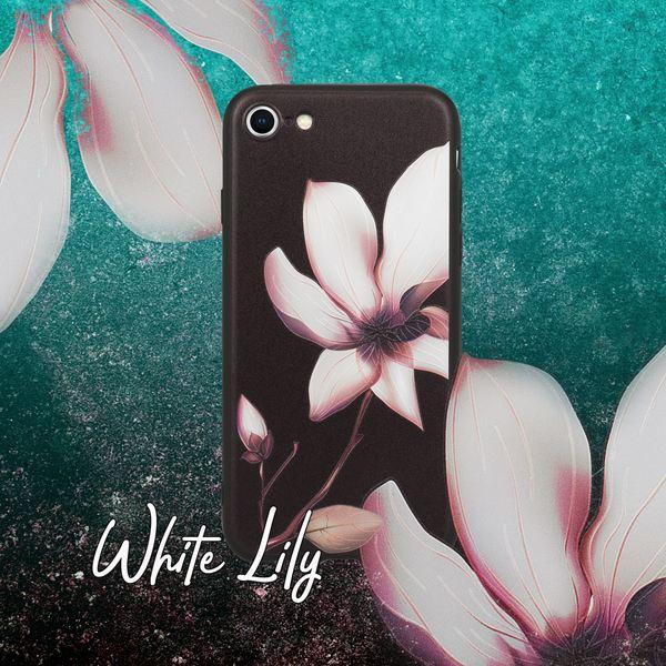 NALIA Handyhülle kompatibel mit iPhone 8 / 7, Thin TPU Silikon Motiv Case Cover Gummi Schutzhülle Dünn, Ultra-Slim Etui Handy-Tasche Backcover Phone Bumper – Bild 24