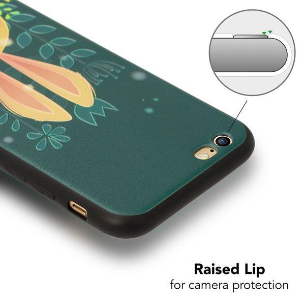 NALIA Handyhülle kompatibel mit iPhone 6 6s, Thin TPU Silikon Motiv Case Cover Gummi Schutzhülle Dünn, Ultra-Slim Etui Handy-Tasche Backcover Phone Bumper – Bild 23