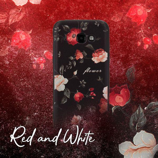 NALIA Handyhülle kompatibel mit Samsung Galaxy A3 (17), Slim TPU Silikon Motiv Case Cover Gummi Schutzhülle Dünn, Ultra-Slim Etui Handy-Tasche Backcover Phone Bumper – Bild 12