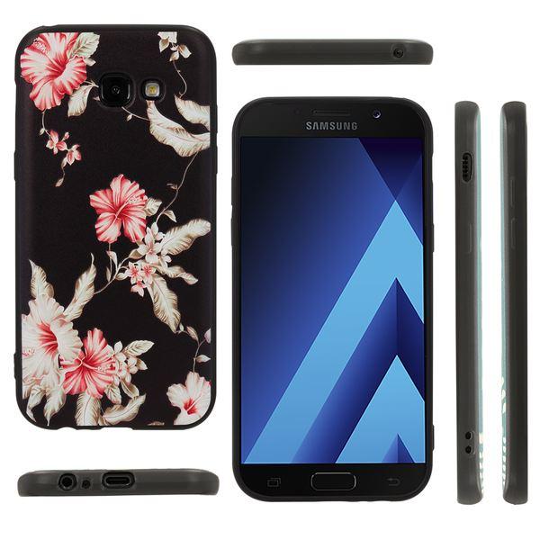 NALIA Handyhülle kompatibel mit Samsung Galaxy A3 (17), Slim TPU Silikon Motiv Case Cover Gummi Schutzhülle Dünn, Ultra-Slim Etui Handy-Tasche Backcover Phone Bumper – Bild 22