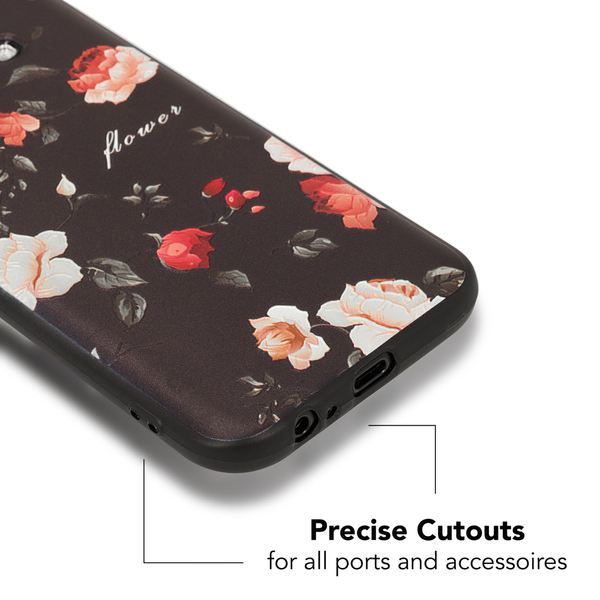 NALIA Handyhülle kompatibel mit Samsung Galaxy A5 (17), Slim TPU Silikon Motiv Case Cover Gummi Schutzhülle Dünn, Ultra-Slim Etui Handy-Tasche Backcover Phone Bumper – Bild 13