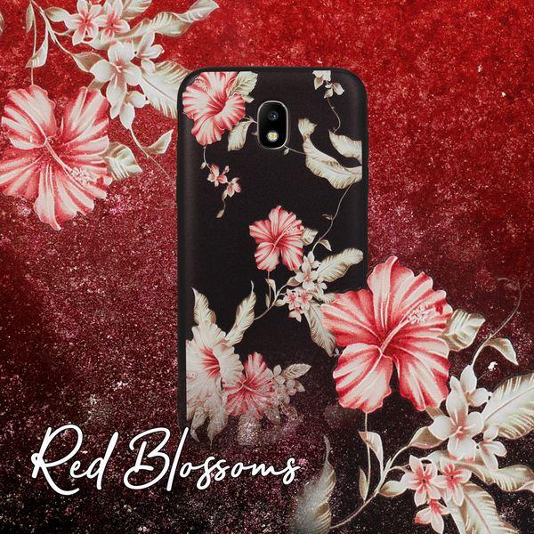 NALIA Handyhülle kompatibel mit Samsung Galaxy J3 (17), Slim TPU Silikon Motiv Case Cover Gummi Schutzhülle Dünn, Ultra-Slim Etui Handy-Tasche Backcover Phone Bumper – Bild 6