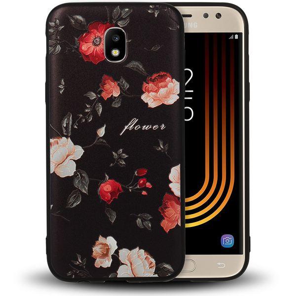 NALIA Handyhülle kompatibel mit Samsung Galaxy J3 (17), Slim TPU Silikon Motiv Case Cover Gummi Schutzhülle Dünn, Ultra-Slim Etui Handy-Tasche Backcover Phone Bumper – Bild 8