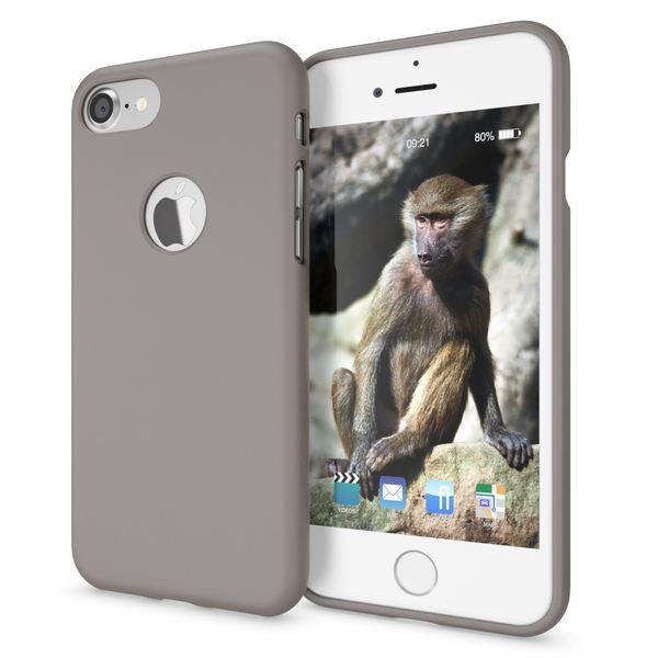iPhone 7 Hülle Handyhülle von NALIA, Ultra-Slim TPU Silikon Neon Case, Dünnes Phone Cover Gummi Schutzhülle Skin, Etui Handy-Tasche Backcover Bumper für Apple i-Phone 7 Smartphone – Bild 9