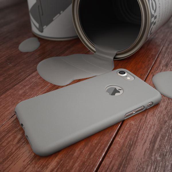 iPhone 7 Hülle Handyhülle von NALIA, Ultra-Slim TPU Silikon Neon Case, Dünnes Phone Cover Gummi Schutzhülle Skin, Etui Handy-Tasche Backcover Bumper für Apple i-Phone 7 Smartphone – Bild 11