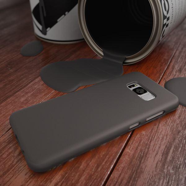 NALIA Handyhülle kompatibel mit Samsung Galaxy S8, Ultra-Slim TPU Silikon Neon Case, Dünnes Cover Gummi Schutzhülle Skin, Etui Handy-Tasche Backcover Smartphone Bumper – Bild 6