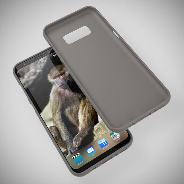 NALIA Handyhülle kompatibel mit Samsung Galaxy S8, Ultra-Slim TPU Silikon Neon Case, Dünnes Cover Gummi Schutzhülle Skin, Etui Handy-Tasche Backcover Smartphone Bumper – Bild 12