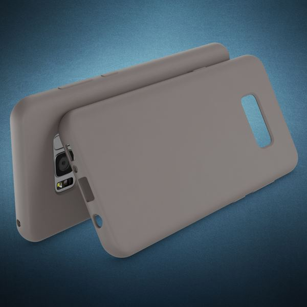 NALIA Handyhülle kompatibel mit Samsung Galaxy S8 Plus, Ultra-Slim TPU Silikon Neon Case, Dünnes Cover Gummi Schutzhülle Skin, Etui Handy-Tasche Backcover Smartphone Bumper – Bild 8
