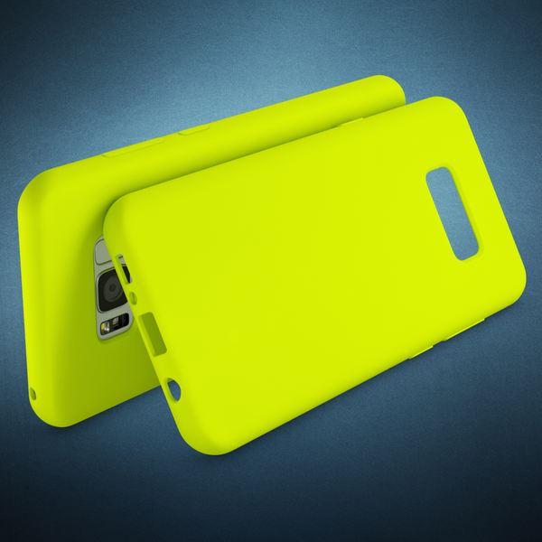 NALIA Handyhülle kompatibel mit Samsung Galaxy S8 Plus, Ultra-Slim TPU Silikon Neon Case, Dünnes Cover Gummi Schutzhülle Skin, Etui Handy-Tasche Backcover Smartphone Bumper – Bild 18