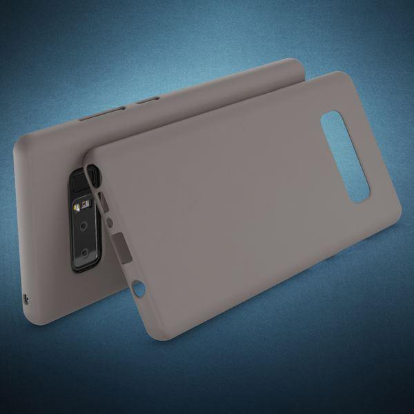 NALIA Handyhülle kompatibel mit Samsung Galaxy Note 8, Ultra-Slim TPU Silikon Neon Case, Dünnes Cover Gummi Schutzhülle Skin, Etui Handy-Tasche Backcover Smartphone Bumper – Bild 9
