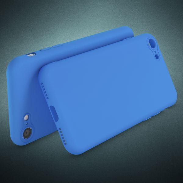 NALIA Handyhülle kompatibel mit iPhone 8 / 7, Ultra-Slim TPU Silikon Neon Case, Dünnes Cover Gummi Schutzhülle Skin, Etui Handy-Tasche Backcover Smart-Phone Bumper – Bild 10