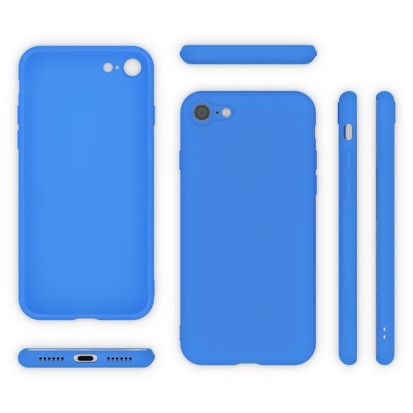 NALIA Handyhülle kompatibel mit iPhone 8 / 7, Ultra-Slim TPU Silikon Neon Case, Dünnes Cover Gummi Schutzhülle Skin, Etui Handy-Tasche Backcover Smart-Phone Bumper – Bild 13