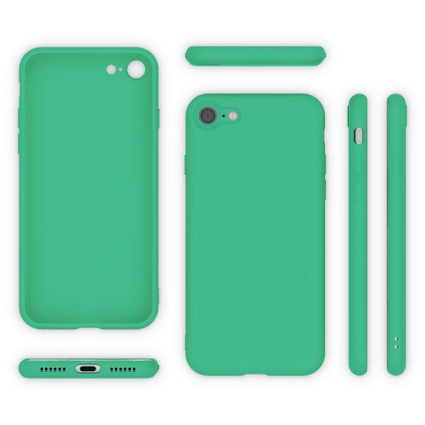 NALIA Handyhülle kompatibel mit iPhone 8 / 7, Ultra-Slim TPU Silikon Neon Case, Dünnes Cover Gummi Schutzhülle Skin, Etui Handy-Tasche Backcover Smart-Phone Bumper – Bild 20