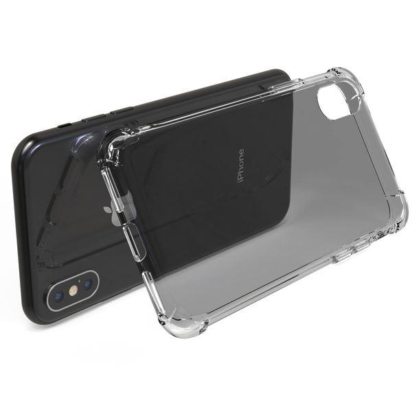 NALIA Handyhülle kompatibel mit iPhone X XS, Ultra-Slim Handy Schutz-Hülle Silikon Case Cover Crystal Dünn Durchsichtig, TPU Etui Handy-Tasche Back-Cover Bumper – Bild 13