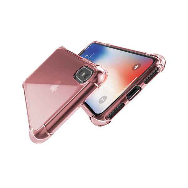 NALIA Handyhülle kompatibel mit iPhone X XS, Ultra-Slim Handy Schutz-Hülle Silikon Case Cover Crystal Dünn Durchsichtig, TPU Etui Handy-Tasche Back-Cover Bumper – Bild 21