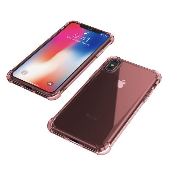 NALIA Handyhülle kompatibel mit iPhone X XS, Ultra-Slim Handy Schutz-Hülle Silikon Case Cover Crystal Dünn Durchsichtig, TPU Etui Handy-Tasche Back-Cover Bumper – Bild 22