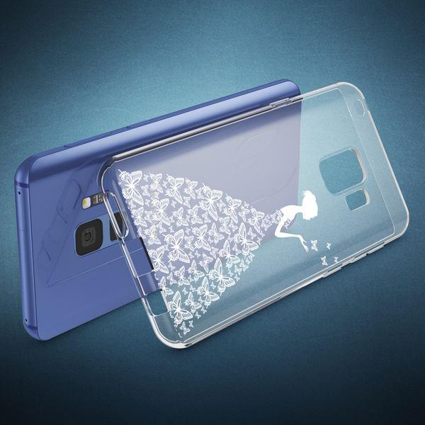 NALIA Handyhülle kompatibel mit Samsung Galaxy S9, Slim Silikon Motiv Case Crystal Schutzhülle Dünn Durchsichtig, Etui Handy-Tasche Back-Cover Transparent Bumper – Bild 15