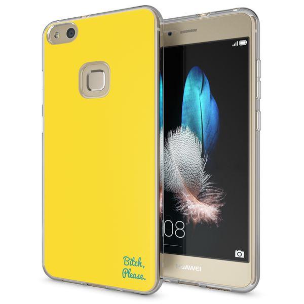NALIA Handyhülle für Huawei P10 Lite, Lustig Silikon Phone Etui Dünnes Case, Ultra-Slim Cover Schutzhülle Spruch Handy-Tasche Backcover Bumper für P10-Lite – Bild 9