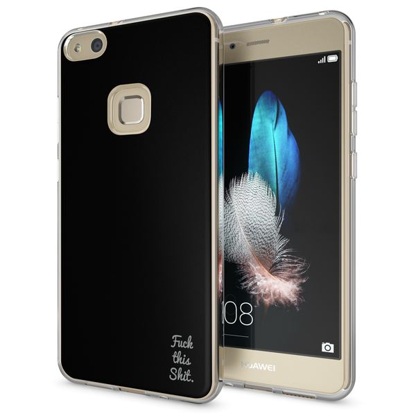 NALIA Handyhülle für Huawei P10 Lite, Lustig Silikon Phone Etui Dünnes Case, Ultra-Slim Cover Schutzhülle Spruch Handy-Tasche Backcover Bumper für P10-Lite – Bild 23