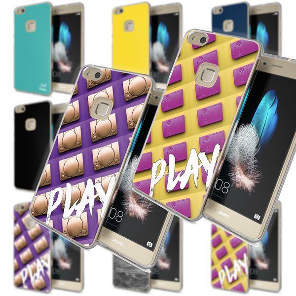 NALIA Handyhülle für Huawei P10 Lite, Lustig Silikon Phone Etui Dünnes Case, Ultra-Slim Cover Schutzhülle Spruch Handy-Tasche Backcover Bumper für P10-Lite – Bild 1
