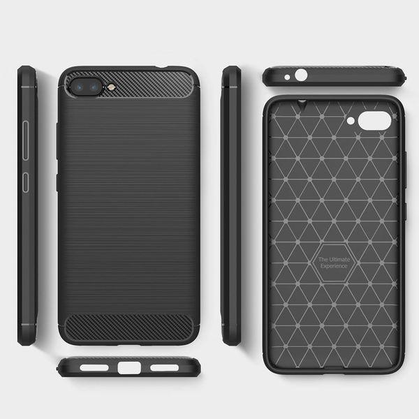 "NALIA Hülle kompatibel mit ASUS ZenFone 4 Max 5,2"", Ultra-Slim Handyhülle Silikon Case Cover, Dünne Crystal Schutzhülle, Etui Handy-Tasche Back-Cover Bumper, Smartphone Gummihülle - Schwarz – Bild 5"