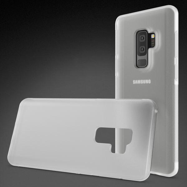 NALIA Handyhülle kompatibel mit Samsung Galaxy S9 Plus, Ultra-Slim Silikon Case Cover Gummihülle, Matte Anti-Rutsch Schutzhülle Dünn, Etui Handy-Tasche Backcover Bumper – Bild 15