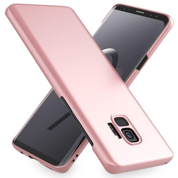 NALIA Handyhülle kompatibel mit Samsung Galaxy S9, Dünnes Hard-Case Schutzhülle Matt, Ultra-Slim Cover Etui Handy-Tasche, Ultra-Slim Smart-Phone Backcover Skin Bumper – Bild 14