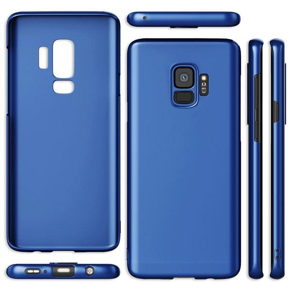 NALIA Handyhülle kompatibel mit Samsung Galaxy S9, Dünnes Hard-Case Schutzhülle Matt, Ultra-Slim Cover Etui Handy-Tasche, Ultra-Slim Smart-Phone Backcover Skin Bumper – Bild 13