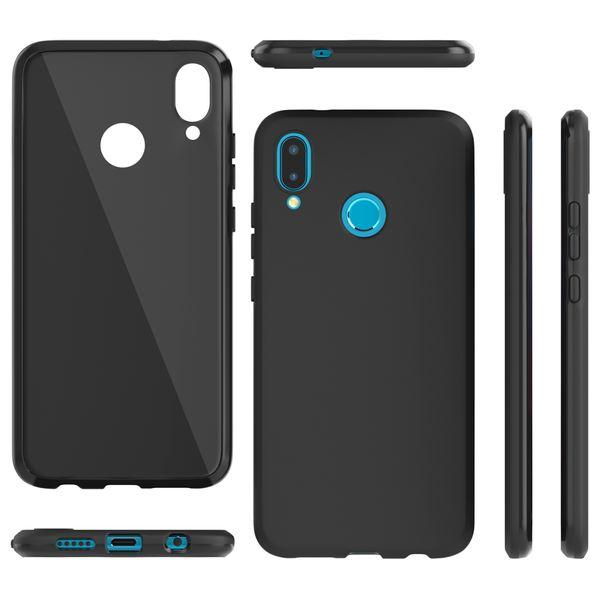NALIA Handyhülle kompatibel mit Huawei P20 Lite, Ultra-Slim Silikon Case, Dünne Silikon Crystal Schutzhülle, Back-Case Etui Handy-Tasche Back-Cover Bumper, softe TPU Smart-Phone Gummihülle – Bild 7