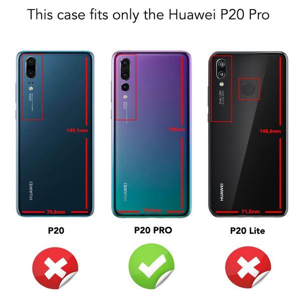 NALIA Handyhülle kompatibel mit Huawei P20 Pro, Slim Silikon Motiv Case Crystal Schutzhülle Dünn Durchsichtig, Etui Handy-Tasche Back-Cover Transparent Bumper – Bild 20
