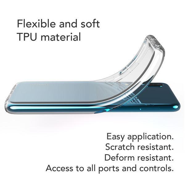 NALIA Handyhülle kompatibel mit Huawei P20 Pro, Slim Silikon Motiv Case Cover Crystal Schutzhülle Dünn Durchsichtig, Etui Handy-Tasche Backcover Transparent Bumper – Bild 12