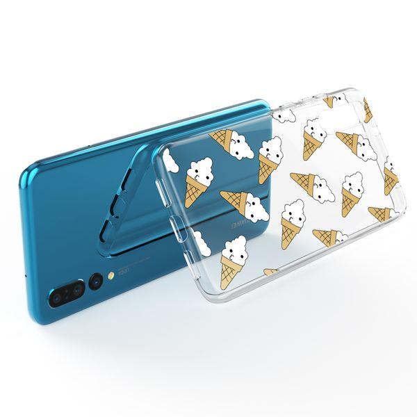 NALIA Handyhülle kompatibel mit Huawei P20 Pro, Slim Silikon Motiv Case Cover Crystal Schutzhülle Dünn Durchsichtig, Etui Handy-Tasche Backcover Transparent Bumper – Bild 24