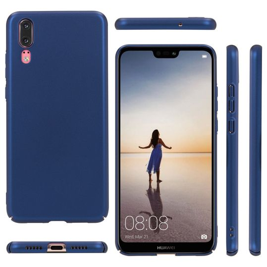 Huawei P20 Hülle Handyhülle von NALIA, Dünnes Hard-Case Schutzhülle Matt Glänzend, Ultra-Slim Cover Etui leichte Handy-Tasche, Ultra-Slim Smart-Phone Backcover Skin Bumper für P-20 – Bild 20