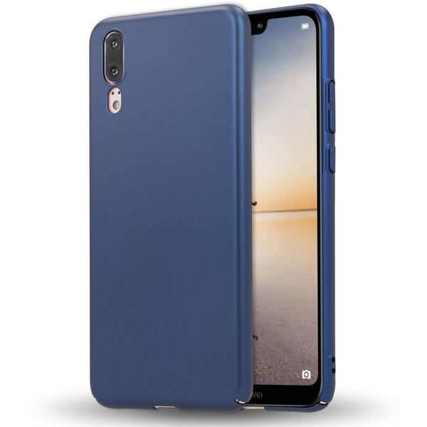NALIA Handyhülle kompatibel mit Huawei P20, Dünnes Hard-Case Schutzhülle Matt Glänzend, Ultra-Slim Cover Etui leichte Handy-Tasche, Ultra-Slim Smart-Phone Backcover Skin Bumper – Bild 9