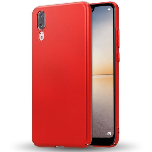 NALIA Handyhülle kompatibel mit Huawei P20, Dünnes Hard-Case Schutzhülle Matt Glänzend, Ultra-Slim Cover Etui leichte Handy-Tasche, Ultra-Slim Smart-Phone Backcover Skin Bumper – Bild 16