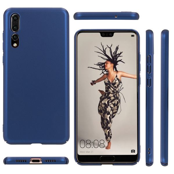 NALIA Handyhülle kompatibel mit Huawei P20 Pro, Dünnes Hard-Case Schutzhülle Matt, Ultra-Slim Cover Etui leichte Handy-Tasche, Ultra-Slim Smart-Phone Backcover Skin Bumper – Bild 6