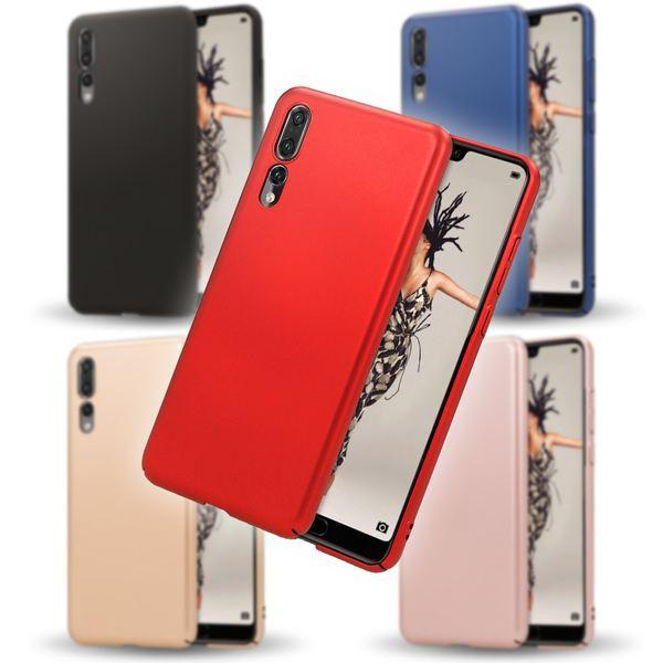 NALIA Handyhülle für Huawei P20 Pro, Dünnes Hard-Case Schutzhülle Matt, Ultra-Slim Cover Etui leichte Handy-Tasche, Ultra-Slim Smart-Phone Backcover Skin Bumper für P20Pro – Bild 1