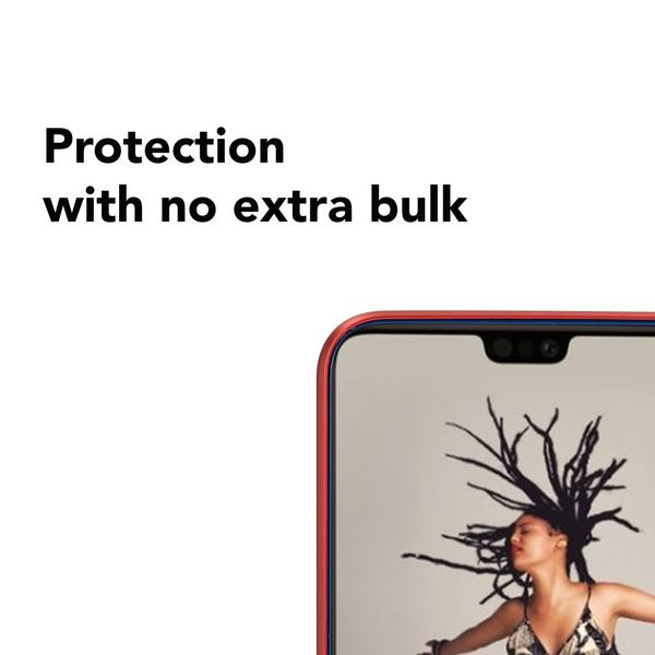 NALIA Handyhülle kompatibel mit Huawei P20 Lite, Dünnes Hard-Case Schutzhülle Matt, Ultra-Slim Cover Etui leichte Handy-Tasche, Ultra-Slim Smart-Phone Backcover Skin Bumper – Bild 8
