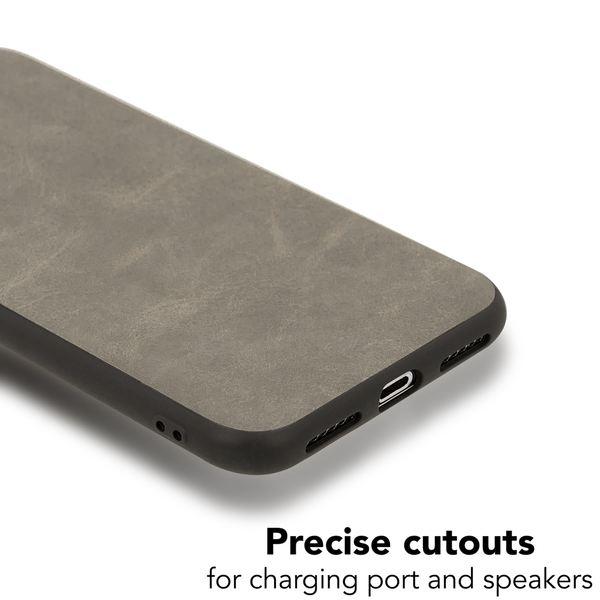 NALIA Kunstleder Hülle kompatibel mit iPhone X / XS, stoßfeste Schutzhülle Case, Dünne Handyhülle Handy-Tasche, Slim Soft-Cover Backcover Phone Etui Smartphone Bumper – Bild 16
