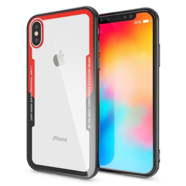 NALIA Hülle kompatibel mit iPhone X XS, Ultra-Slim Handyhülle Cover Case Etui Phone Handy-Tasche, Backcover Transparent Schutzhülle Hardcase Klar Dünn Skin Smartphone Bumper – Bild 15